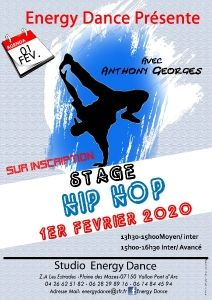 Stage Hip Hop