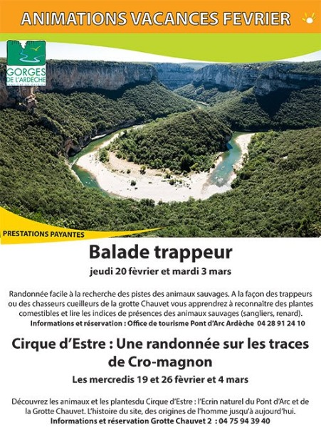 BALADES TRAPPEUR